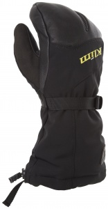 Перчатки Klim Tundra Split Finger Glove Black S