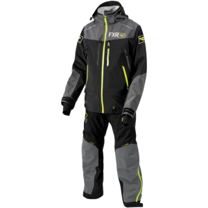 Комбинезон муж легкий FXR Elevation Dry-link 2 pc, Char/Grey/Or M