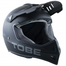 Шлем TOBE Vertex Jet Black XL