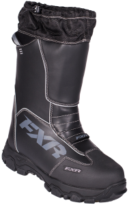 Ботинки FXR Excursion Black 11